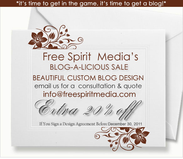 Free Spirit Media Back to Business Sales