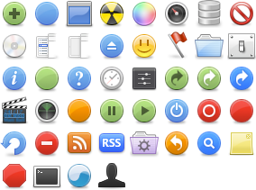 Matt Balls Developer Icons Preview