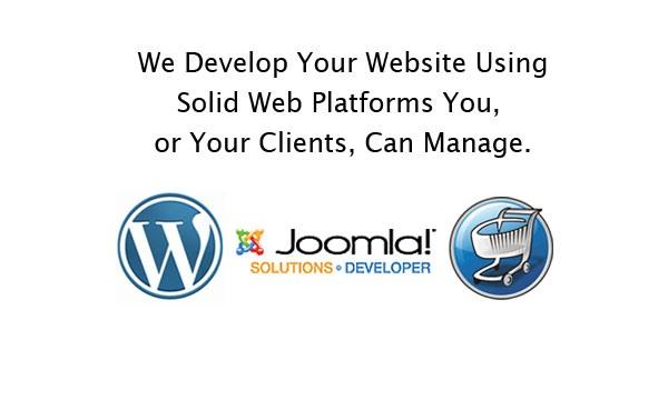 Web Platforms We Use