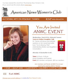 American News Womens Club