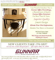 Gunnar Office Furniture