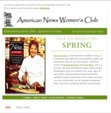 American News Women's